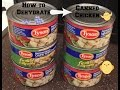 How to Dehydrate Canned Chicken (Episode 5)