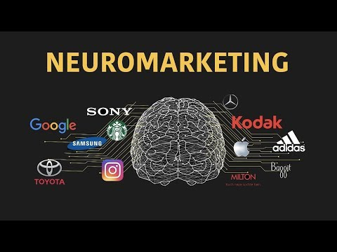 Neuromarketing - You are Being Controlled while Buying