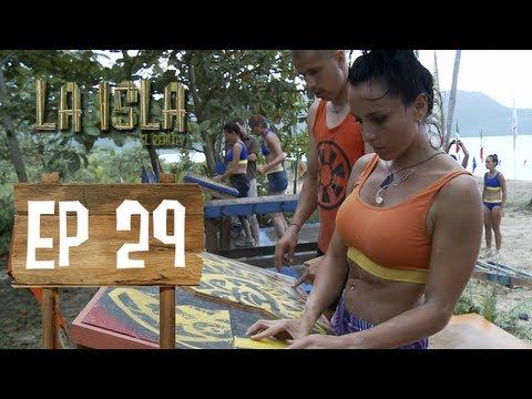 Primera Temporada - La Isla: El Reality - Capítulo 29