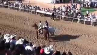 El Patas Blancas(C. El Valle) vs El Curricán (C. Romeritos) en Taste Vista Hermosa.m4v