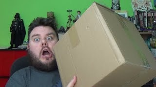 Toy Haul - Mystery Box Of Action Figures From Toys In The Attic #1
