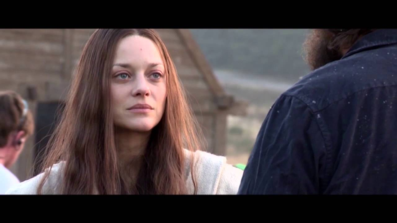 In the Making: Marion Cotillard as Lady Macbeth - YouTube