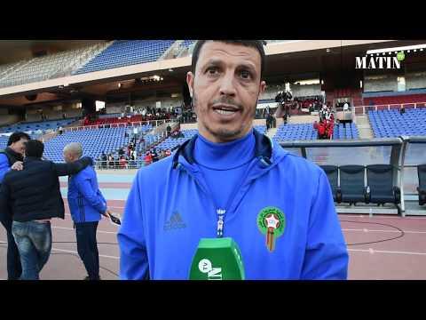 """Jamal Sellami : """"A mon avis, la défaite face au Sénégal est positive"""""""