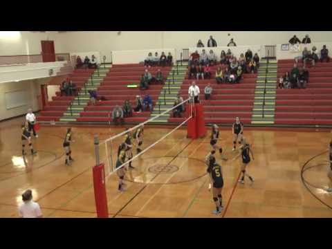 NAC - Lake Placid Volleyball D Final  11-5-16