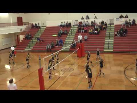 NAC - Lake Placid Volleyball D Final  11-5-16