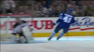 Devils vs Maple Leafs - ShootOut - Mar 18th 2010 (HD)
