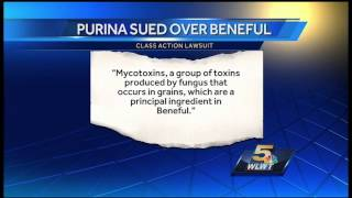 Nky Woman: Purina Beneful Led To Dog's Death