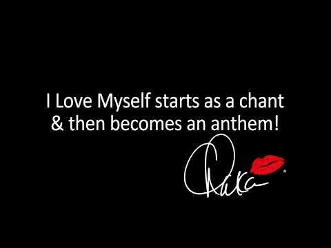 I Love Myself Teaser 1 - Chaka Khan in the studio