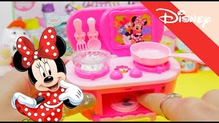 Disney Minnie Mouse Mini Appliance Kitchen set