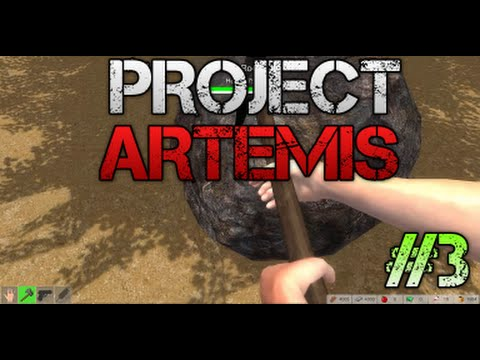 Project Artemis - Update 3 - Unity Game - Player Model & Player Animations