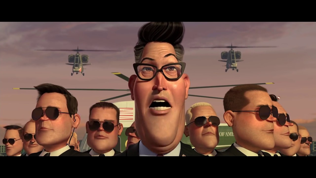 First Contact Best Scene Monsters Vs Aliens Full Hd Youtube