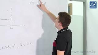 10 класс, 8 урок, Первый закон термодинамики