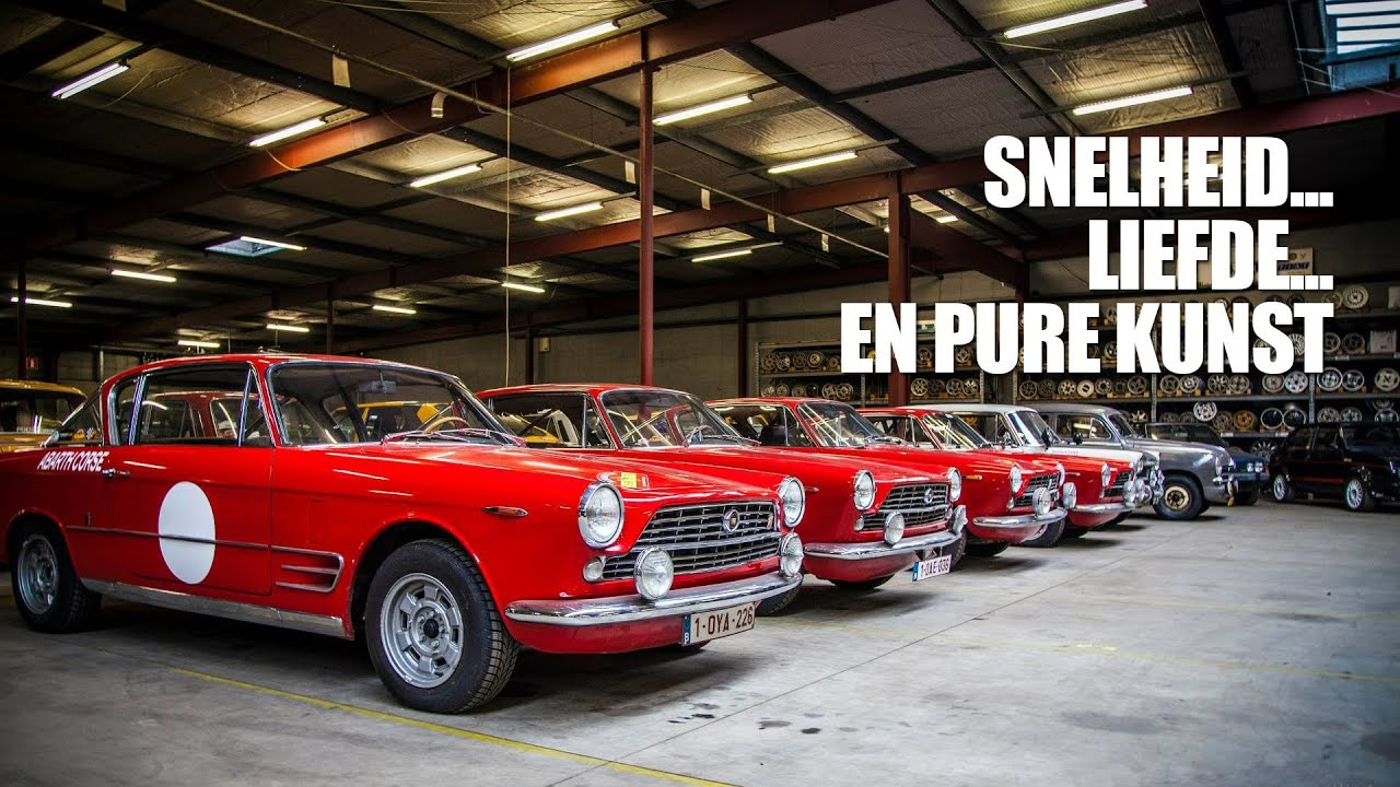 Sd, Love and Pure Art -Abarth Museum Lier - ENG/GER SUBS - YouTube