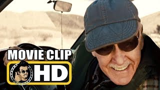 THOR (2011) Movie Clip - Stan Lee Cameo, Pulling Thor's Hammer |FULL HD| Marvel
