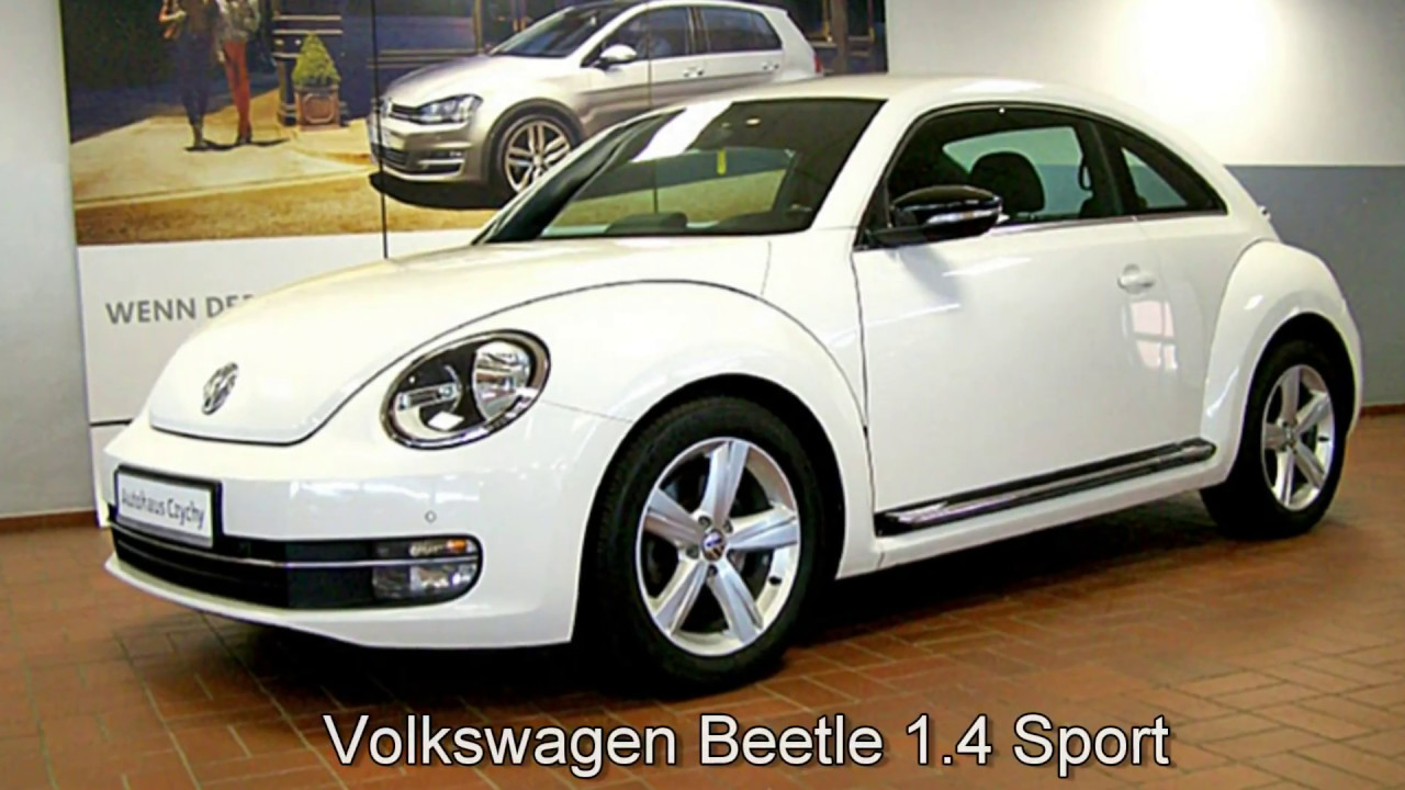 volkswagen beetle 1 4 tsi sport cm637120 candy wei 2014. Black Bedroom Furniture Sets. Home Design Ideas