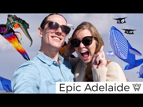 Adelaide might be the BEST Australian city to visit (Beaches, Wine...)
