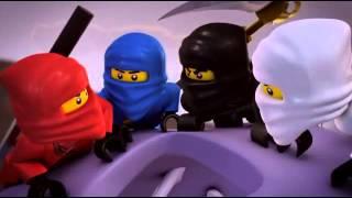 Лего Ниндзяго 1 сезон 2 эпизод   Золотое оружие