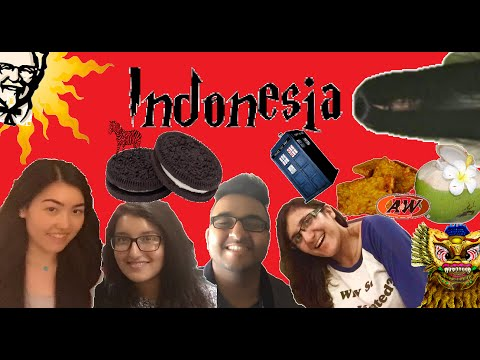 Akshay Goes to Indonesia ft. Laura, Anila and Rianna