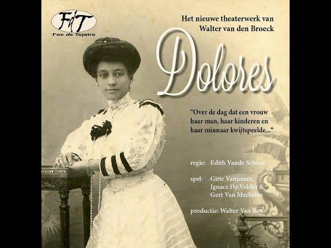 Dolores Walter Van Den Broeck 2017 Youtube