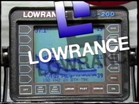 Vintage Lowrance - Leading the Way 60th