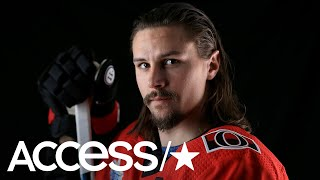 NHL Star Erik Karlsson & Wife Melinda Lose Their Son Just Weeks Before His Due Date | Access