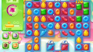 Candy Crush Jelly Saga Level 751 - NO BOOSTERS