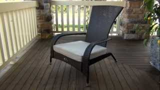 Patioflare Muskoka Chair