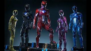 Могучие рейнджеры 2017 — трейлер на русском | Power Rangers — Trailer