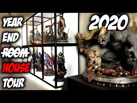 2020 End of Year COLLECTION Tour   STATUES   OMNIBUS   COMIC BOOKS   ARCADE1UP from Gem Mint Collectibles