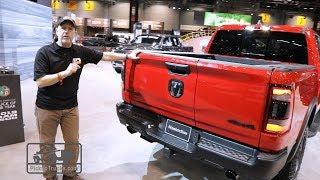 2019 Ram 1500 Multifunction Tailgate: First Impressions – PickupTrucks.com