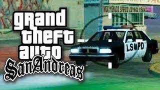GTA San Andreas - #11: Polícia sai do p...