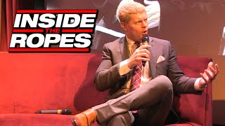 Cody Shares Funny Royal Rumble Story About The Undertaker