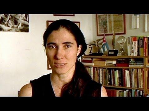 Kubanische Starbloggerin festgenommen