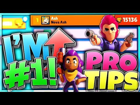 Brawl Stars #1 Player - Pro Tips & Strategy For Beginners!