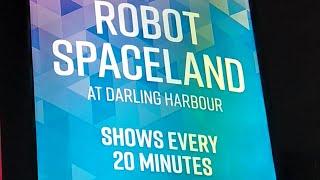 Xem Light Music Robot tại Darling Harbour