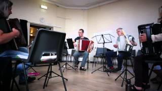 Cecil Sharp accordion workshop with Paul Hutchinson