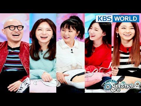 Guests : Hong Seokcheon, Wax, Hong Jinyoung, Gugudan's[Hello Counselor/SUB : ENG,TAI / 2018.02.19]