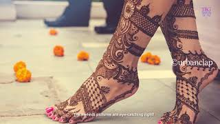 Traditional Mehndi Designs For Brides | Women's Zone | TBG Bridal Store