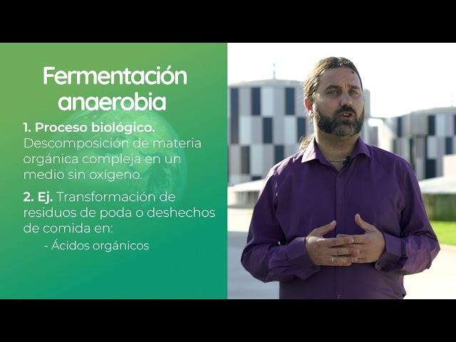 Fermentación Anaerobia - Daniel Puyol | BIO3