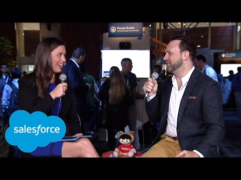 Welcome to Dreamforce: Day 1