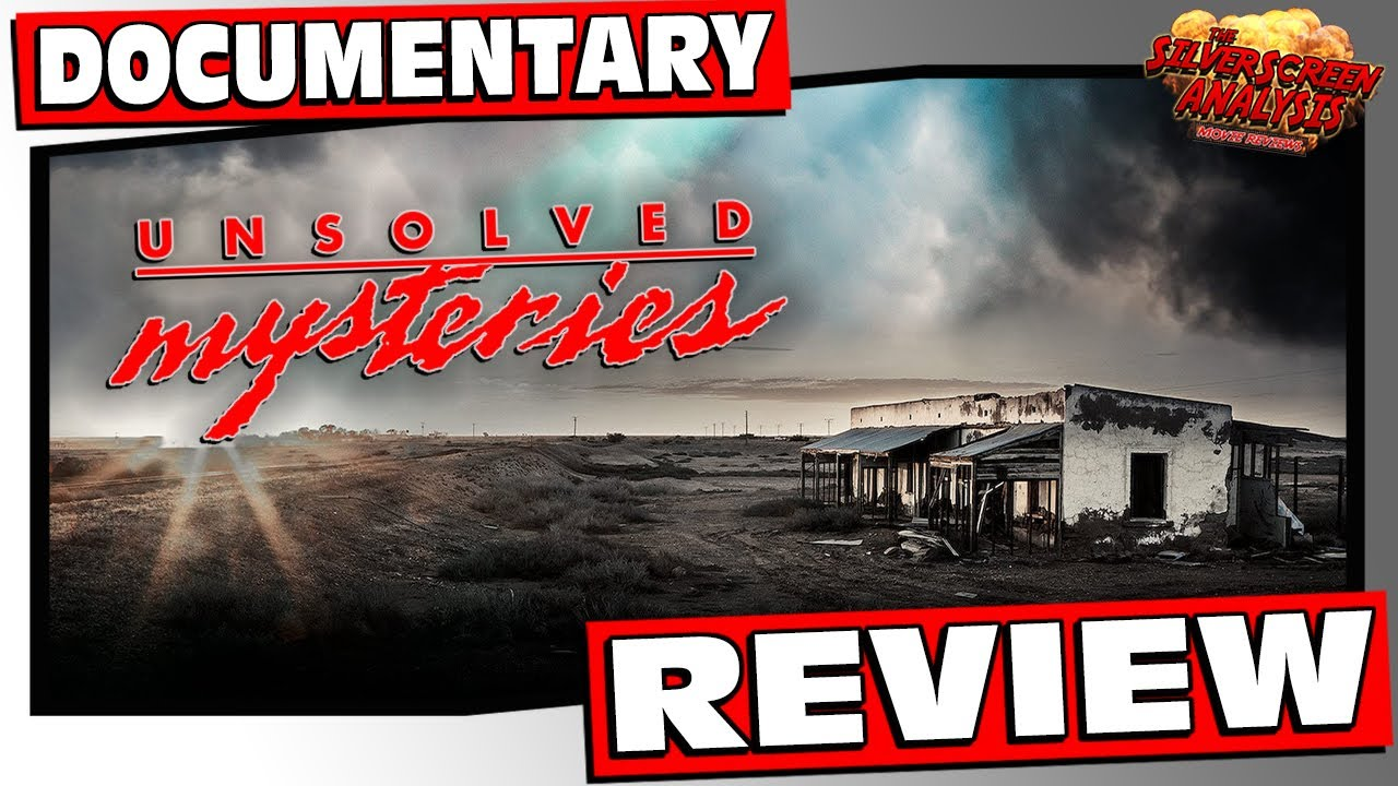 Download Unsolved Mysteries - Review (A Netflix Series)