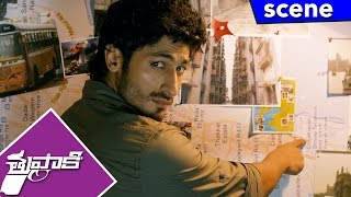 Vidyut Jamwal Enters Mumbai And Starts Investigation To Find Vijay - Thuppakki Movie Scenes