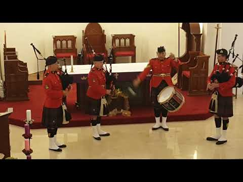 RCMP Pipes&Drums---Hong Kong Charity Concert(1)