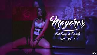 Mayores - Bad Bunny ft Becky G | Version Latin American Music Awards 2018 |