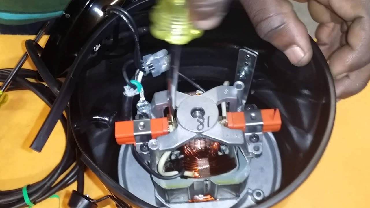 small resolution of air force blaster carbon brush removal and replacement instructions in description