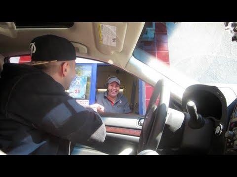 RAMADAN DRIVE THRU PRANK!