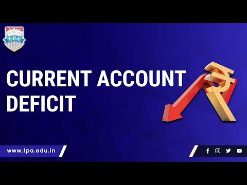 Why is the Rupee falling v/s the dollar - Current Account Deficit - (CAD)