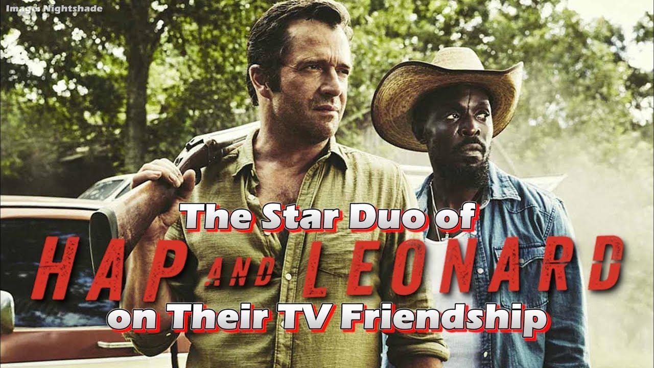 Download Hap and Leonard Season 3 - James Purefoy and Michael K. Williams Interview