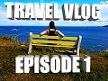 Travel Vlog Episode 1 - Travelling around the bay in Newfoundland