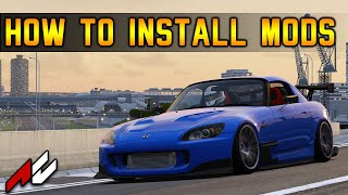 Assetto Corsa Mod Install Guide | Content Manager, CSP, Sol, Tracks u0026 Cars (Shutoko Revival Project)